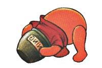 pooh-jar