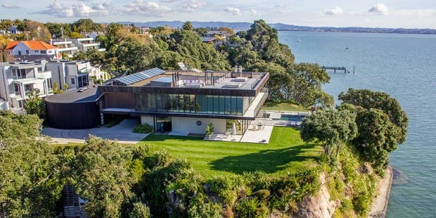 Biggest house sales of the year