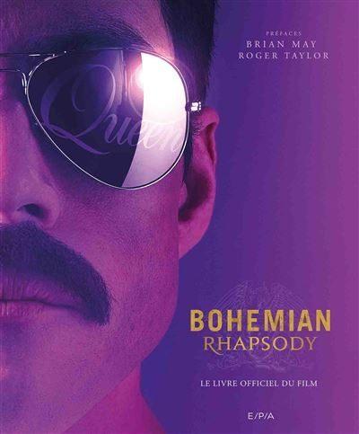 Bohemian Rhapsody le Livre