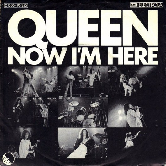 Queen Now I'm Here Germany