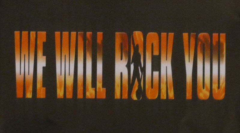 We Will Rock You – Musicale