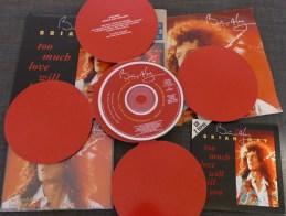 Les éditions de la version Brian May