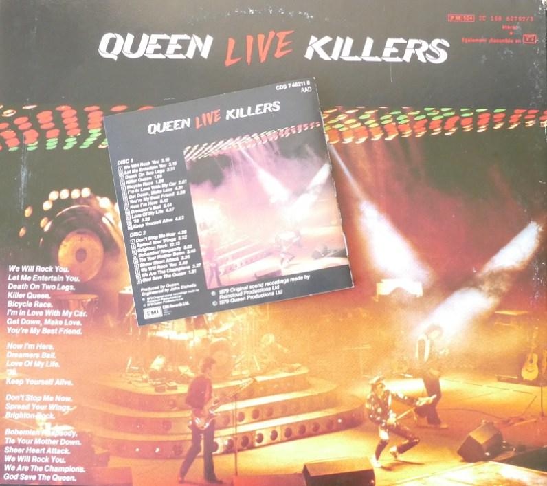 Queen Live Killers