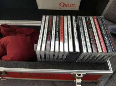 Queen Mania Box 8