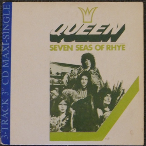 "3"" CD Maxi Single 1988"