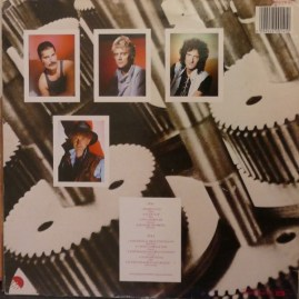 The Works LP France 1984