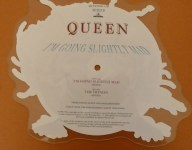 UK Shape Picture Disc