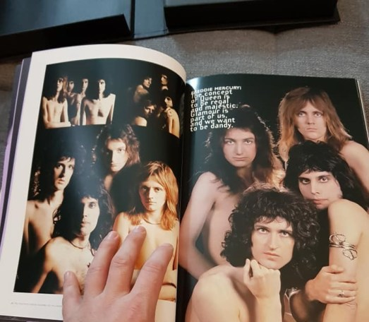 Killer Queen by Mick Rock 15