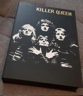 Killer Queen by Mick Rock 2