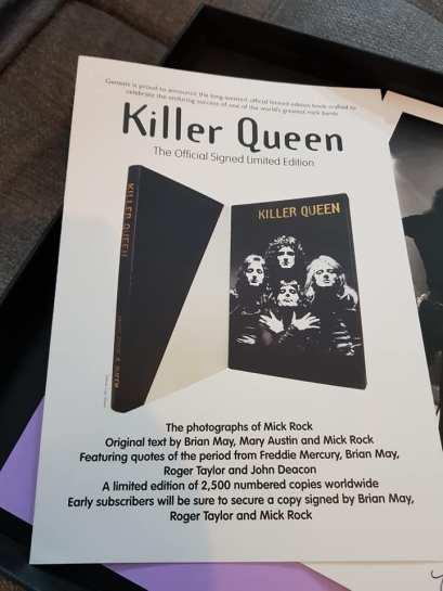 Killer Queen by Mick Rock 6