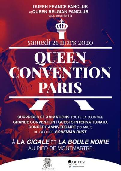 QueenconventionFrance2020