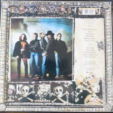 The Cross MBADTK vinyle