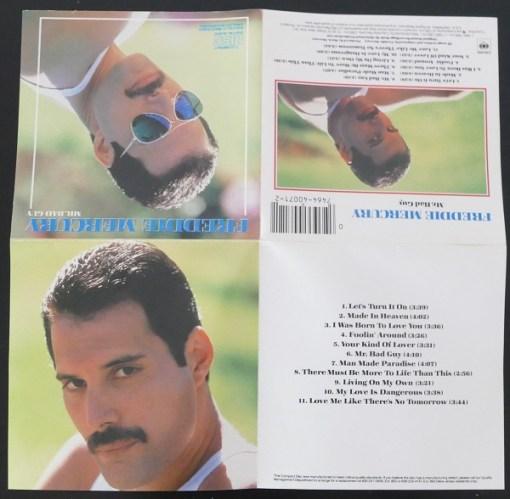 CD pressage US