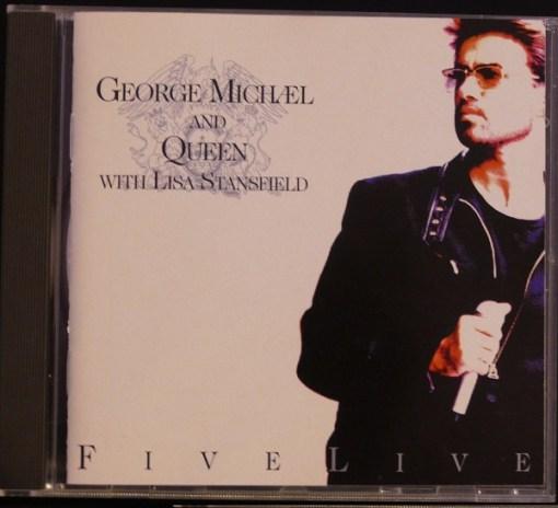 CD EP Five Live