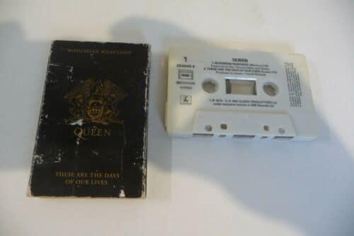 Bohemian Rhapsody Cassette 1991