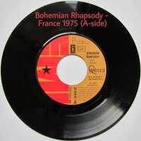 Bohemian Rhapsody France 1975