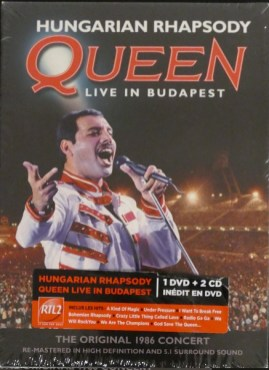Live in Budapest (DVD+2CD édition)