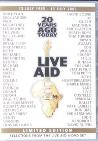 Live Aid (Best Of)