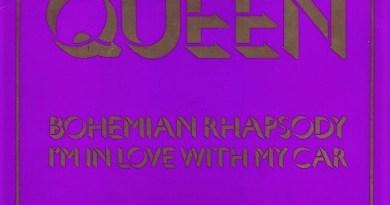 Bohemian Rhapsody – Blu Vinyl