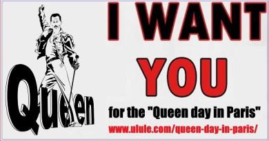 Queen Day In Paris