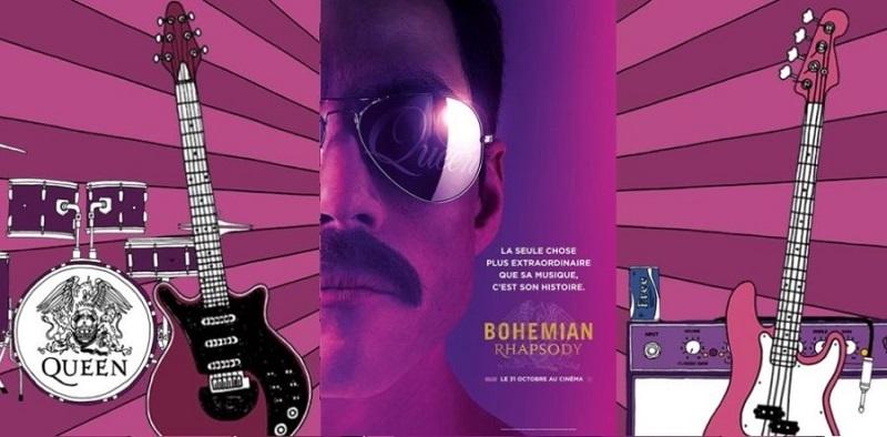 Ecran Pop Bohemian Rhapsody