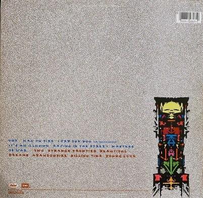 Capitol Records 1984 USA