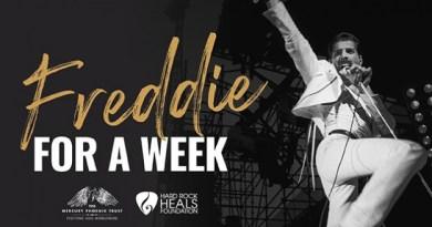 Freddie For A Week Paris