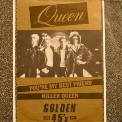 Golden 45's de 1984
