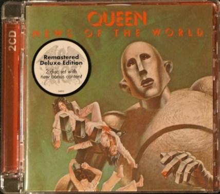 CD édition de 2011