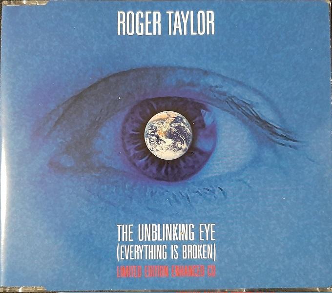 The Unblinking Eye - CD Single