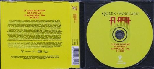 CD Queen + Vanguard