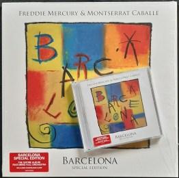 Bacelona Special Edition