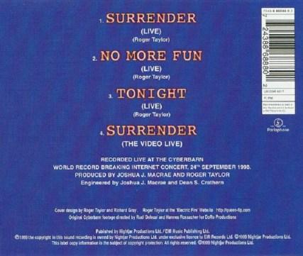 CD Single 2