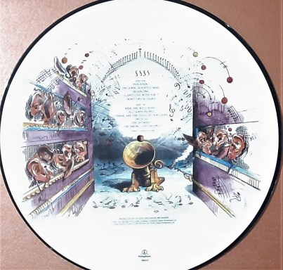 Picture Disc non officiel