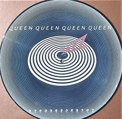 Faux Picture Disc UK Promo