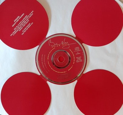 CD Circle Shaped 4-Sided Sleeve UK