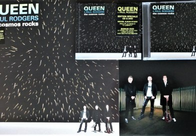 QUEEN+ Paul Rodgers – The Cosmos Rocks