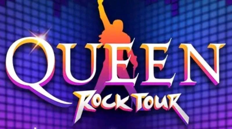 Queen Rock Tour logo