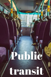 Do you have a long commute to work? Do you have to pay for parking every day? Why not use public transportation? It relieves stress from traffic and enables you to do other things like read or listen to a podcast? Head over to my blog now to read more about ways to save money at work.