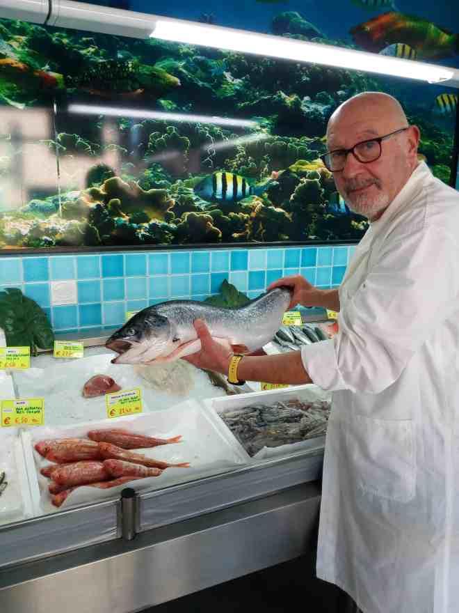 roberto the fishmonger