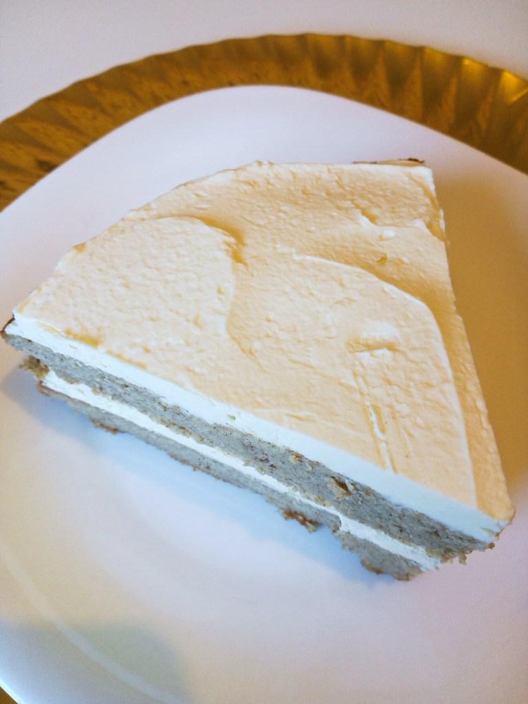 sugar free low carb cinnamon sponge cake
