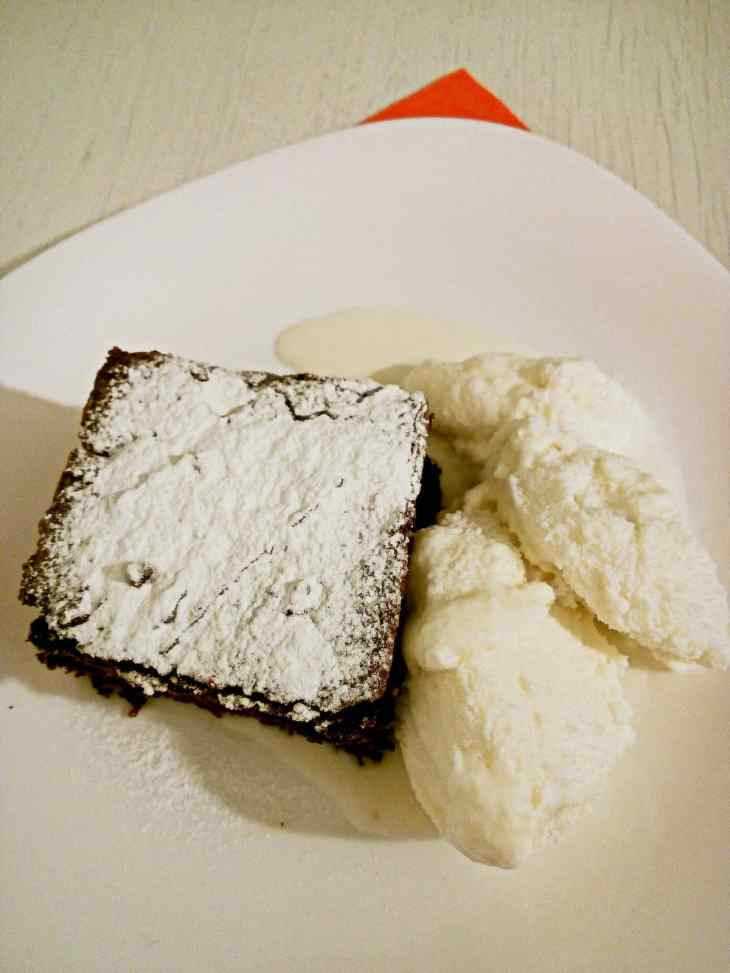 Sugar Free Keto Chocolate Ricotta Cake