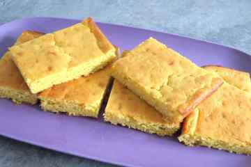 Sugar Free Low Carb Simple Sponge Cake