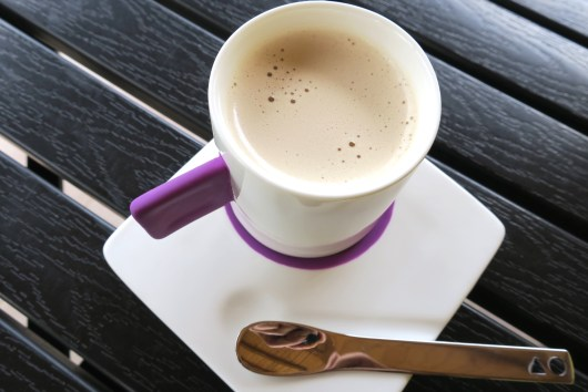 low carb high fat choco rocket coffee