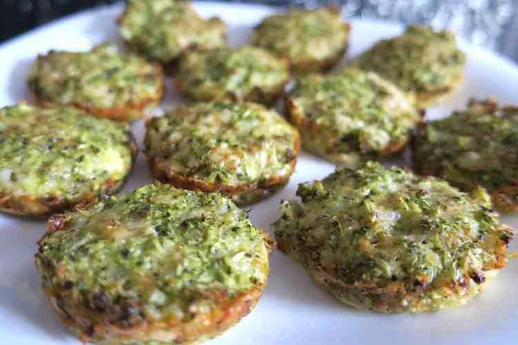 keto 3 ingredients broccoli cheese bites