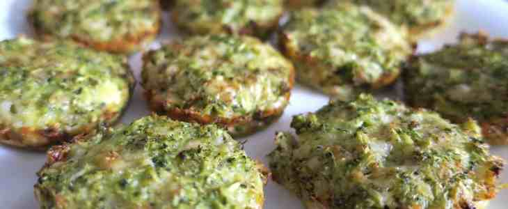 keto 3 ingredients broccoli cheese bites