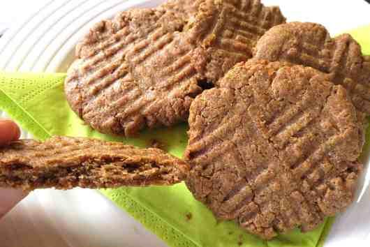 Super Simple 2-3 INGREDIENTS Keto Sugar Free Biscuits