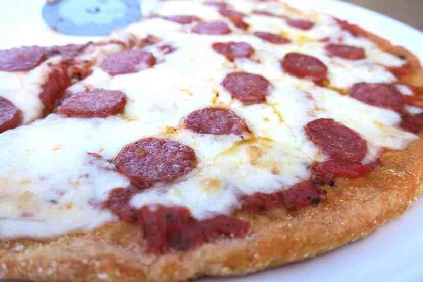 Keto Low Carb Lupin FatHead Pizza Base