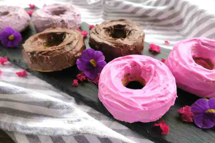 keto sugar free krispy kreme copycat doughnuts