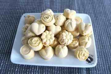 Sugar Free Salted Peanut Caramel Sweets